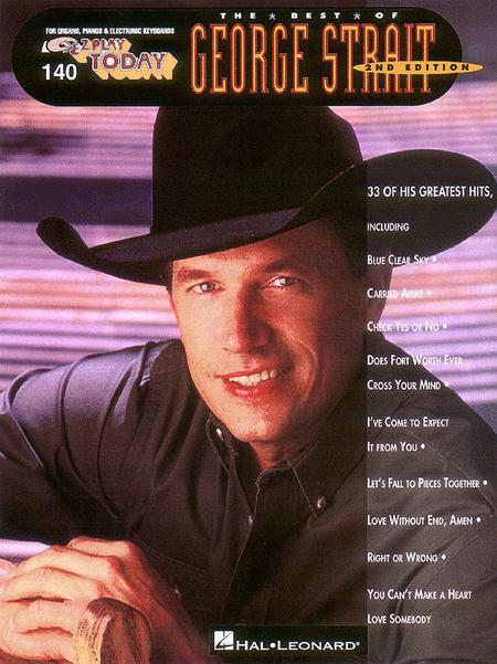 E-Z Play Today #140 - The Best of George Strait