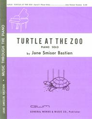 Turtle At the Zoo