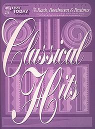 E-Z Play Today #275 - Classical Hits (Bach, Beethoven & Brahms)