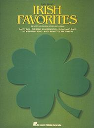 Irish Favorites - Easy Piano