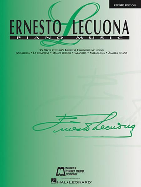 Ernesto Lecuona Piano Music