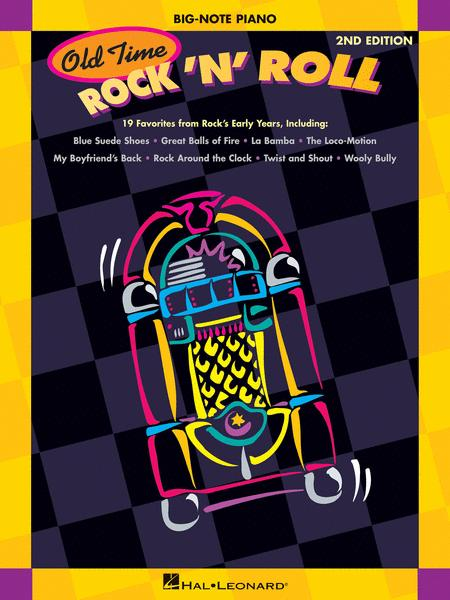 Old Time Rock 'N' Roll - 2nd Edition