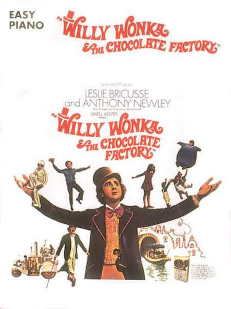 Willy Wonka & The Chocolate Factory - Easy Piano