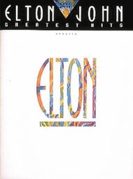 Greatest Hits - Easy Piano (Updated) 					 					 By Elton John