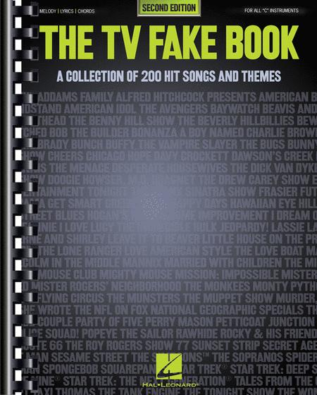 The TV Fake Book