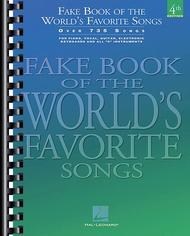 Fake Book For Piano