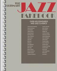 The Ultimate Jazz Fake Book - C Edition