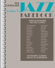 The Ultimate Jazz Fake Book - Bb Edition