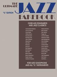 The Ultimate Jazz Fake Book - Eb Edition