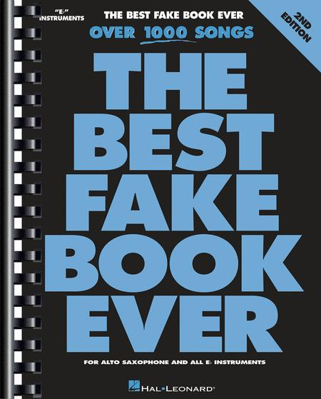 The Best Fake Book Ever - 2nd Edition - Eb Edition