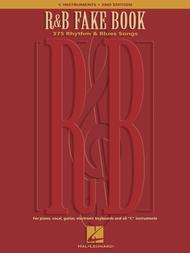 R&B Fake Book - C Instruments - 2nd Edition Sheet Music By
