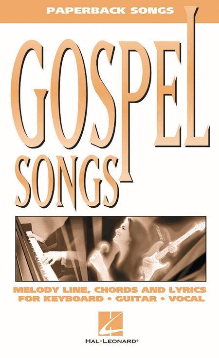 Gospel Songs Sheet Music - Sheet Music Plus