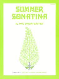 Summer Sonatinas