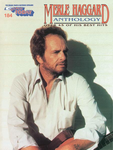 E-Z Play Today #184 - Merle Haggard Anthology