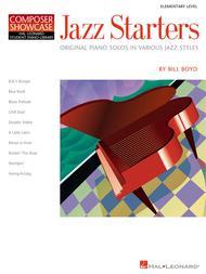 Jazz Starters - Easy Piano