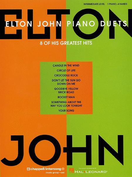Elton John Piano Duets