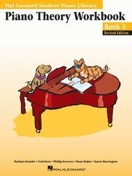 Piano Theory Workbook - Book 3