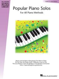 Popular Piano Solos - Level 2, 2nd Edition
