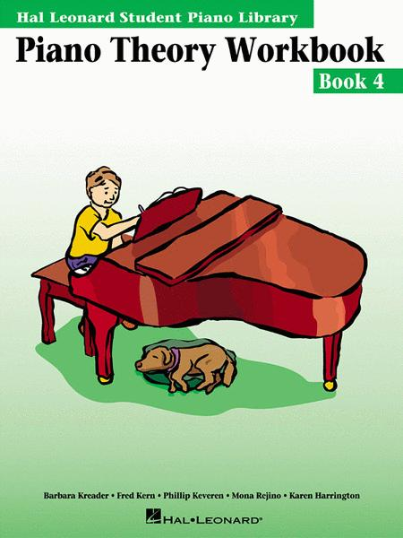 Piano Theory Workbook - Book 4