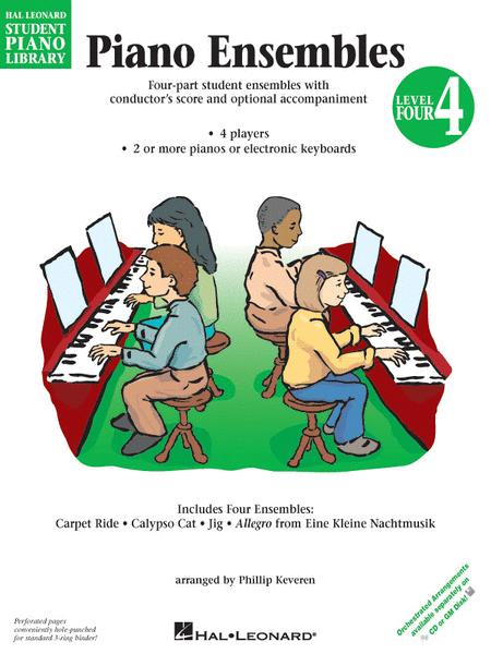Piano Ensembles - Level 4