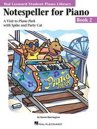 Notespeller for Piano - Book 2
