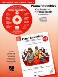Piano Ensembles - Level 5 - CD