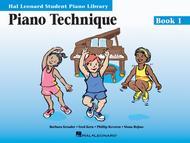 Piano Technique Book 1