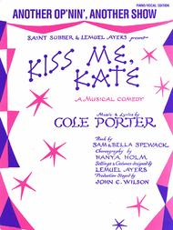 Another Op'nin', Another Show (From Kiss Me Kate)