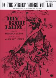 On The Street Where You Live - From 'My Fair Lady'