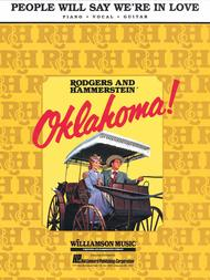 People Will Say We're In Love (From 'Oklahoma!')