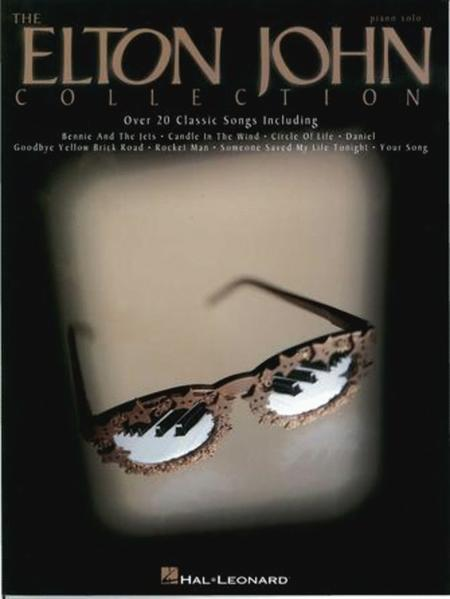 The Elton John Collection (Piano Solo) Sheet Music By Elton John