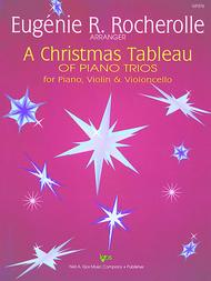 A Christmas Tableau of Piano Trios