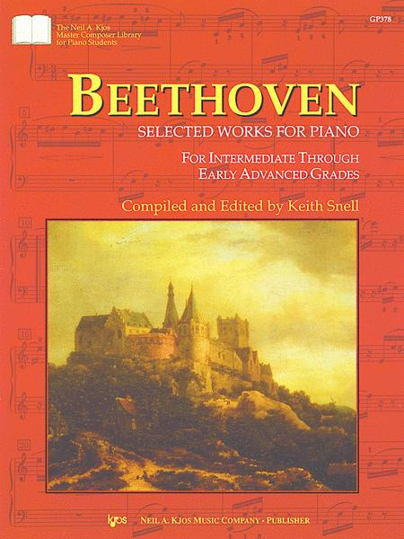 Beethoven Selected Works For Piano