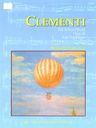 Clementi Six Sonatinas For Piano