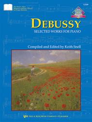 Debussy Selected Works For Piano