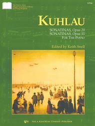 Kuhlau Sonatinas, Opus 20 & Opus 55
