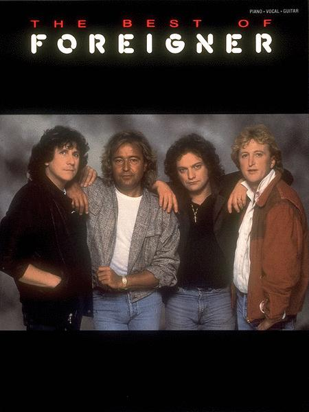 The Best Of Foreigner