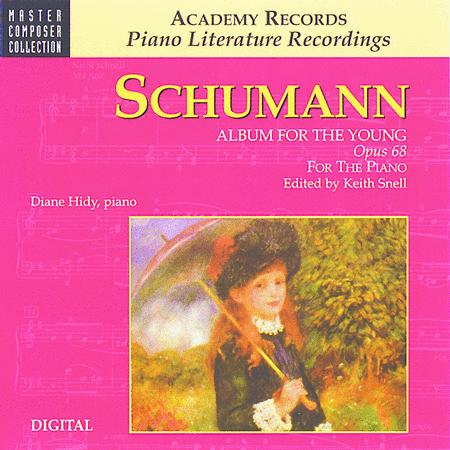 Schumann Album For The Young (CD)