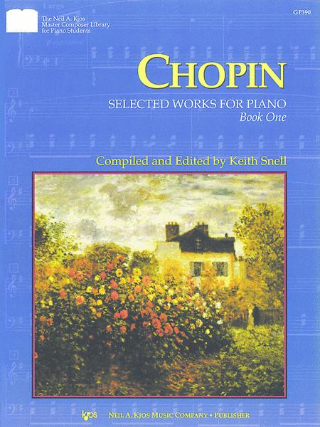 Chopin Selected Works For Piano, Book1