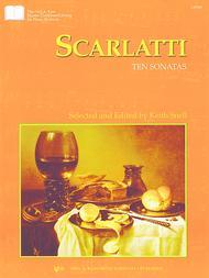 Scarlatti Ten Sonatas