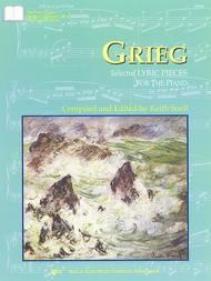 Grieg Selected Lyric Pieces For Piano