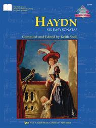 Haydn Six Easy Sonatas