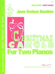 Christmas Carols For Multiple Piano, 8 Hands