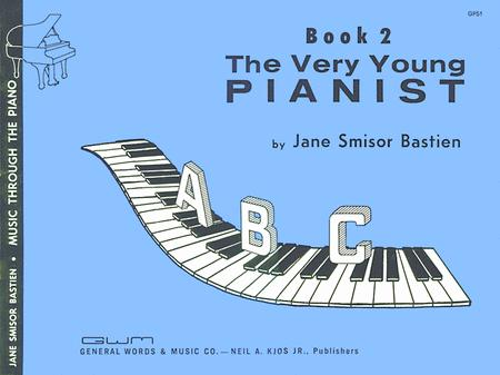 The Very Young Pianist, Book 2