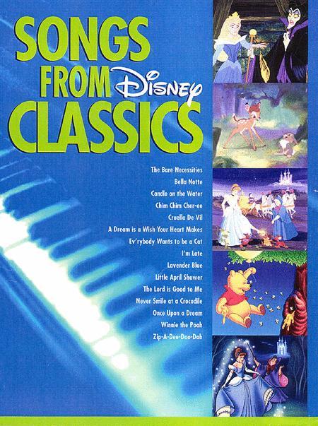 Songs from Disney Classics