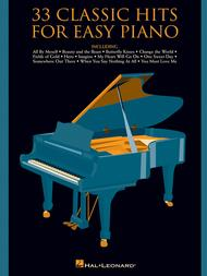 33 Classic Hits for Easy Piano