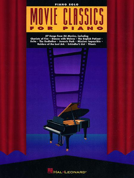 Movie Classics For Piano