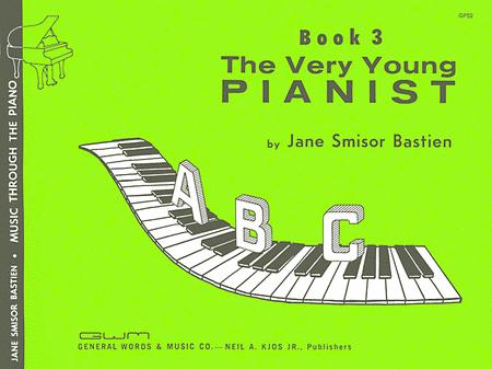 The Very Young Pianist - Book 3