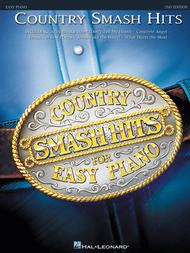 Country Smash Hits For Easy Piano