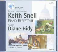 Neil A. Kjos Piano Library CD: Baroque/Classical, Romantic, Etudes, Prep & Level 5